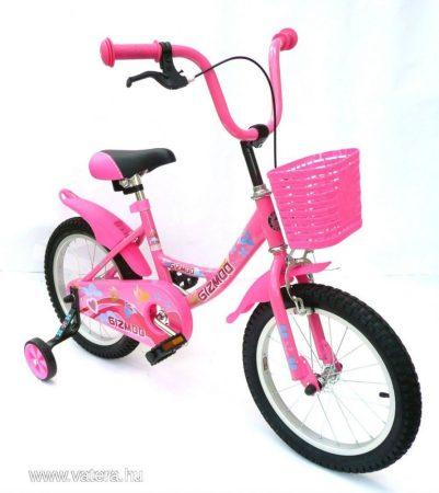 """Kerékpár 12""""-os rózsaszín"""