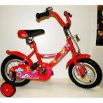 """Kerékpár 14""""-os piros"""